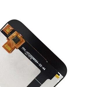 Image 2 - Vodafone smart e8 vfd510 lcd 모니터 터치 스크린 휴대 전화 디지타이저 부품 교체 vfd 510 511 512 513 디스플레이