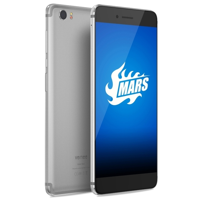4G Vernee Mars 32GB/4GB Fingerprint Identification 5.5 inch Android 6.0 MTK6755 Octa Core up to 2.0GHz OTG BT WiFi Cell Phones