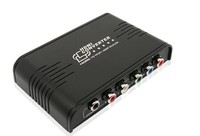 HDMI to Ypbpr component coaxial audio video&audio converter for PS4 apple TV STB DVD PC laptop