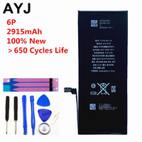 AYJ 1 Piece AAA Quality Replacement Battery For Iphone 6 Plus 5 5 Inch High Capacity