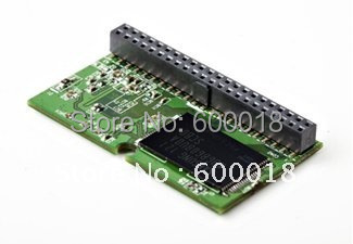 44PIN PATA IDE DOM Disk On Module masculino Horizontal + Socket MLC 1-dom canales 4 GB 8 GB 16 GB 32 GB Para CNC equipos Industriales