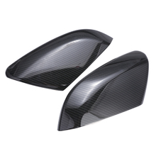 2pcs/set Side Mirror Cover Rear View Door Protective Cap Waterproof For Honda Civic 2016-2018 Car-styling