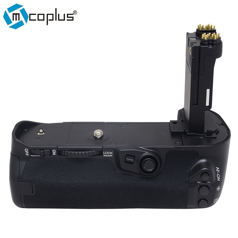 ФОТО Mcoplus BG-7DII Vertical Battery Grip for Canon EOS 7D Mark II Camera as BG-E16 Meik MK-7DII Works with LP-E6