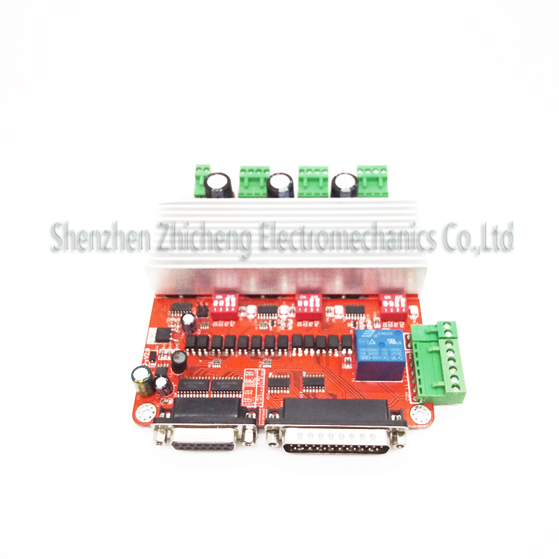 3 Axis Stepper Motor Driver Controller Board
