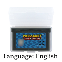 32 Bit Video Game Cartridge Mariod Kart Super Circuit Console Card EU Version English Language Support Drop Shipping32 Bit Video Game Cartridge Mariod Kart Super Circuit Console Card EU Version English Language Support Drop Shipping