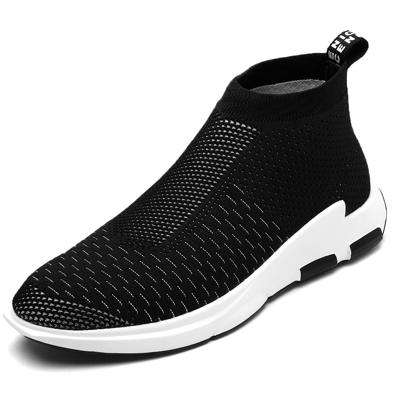 ФОТО HKL 2017 Men's Casual Shoes,Men Summer Style Mesh Flats For Men Loafer Casual Shoes Zapatillas Deportivas Superstar Shoes