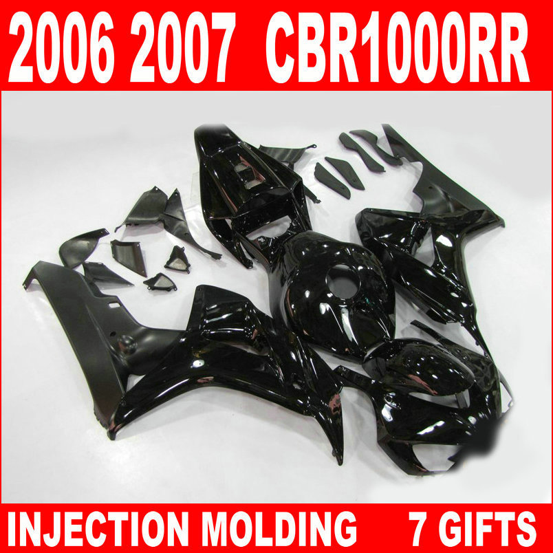 7 Gifts fairings for 2006 2007 HONDA CBR1000RR fairings high grade cbr 1000 rr 06 07