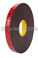 3M VHB Heavy Duty Mounting Tape 5952 Black 3 4 In X 36 Yd 45 Mi