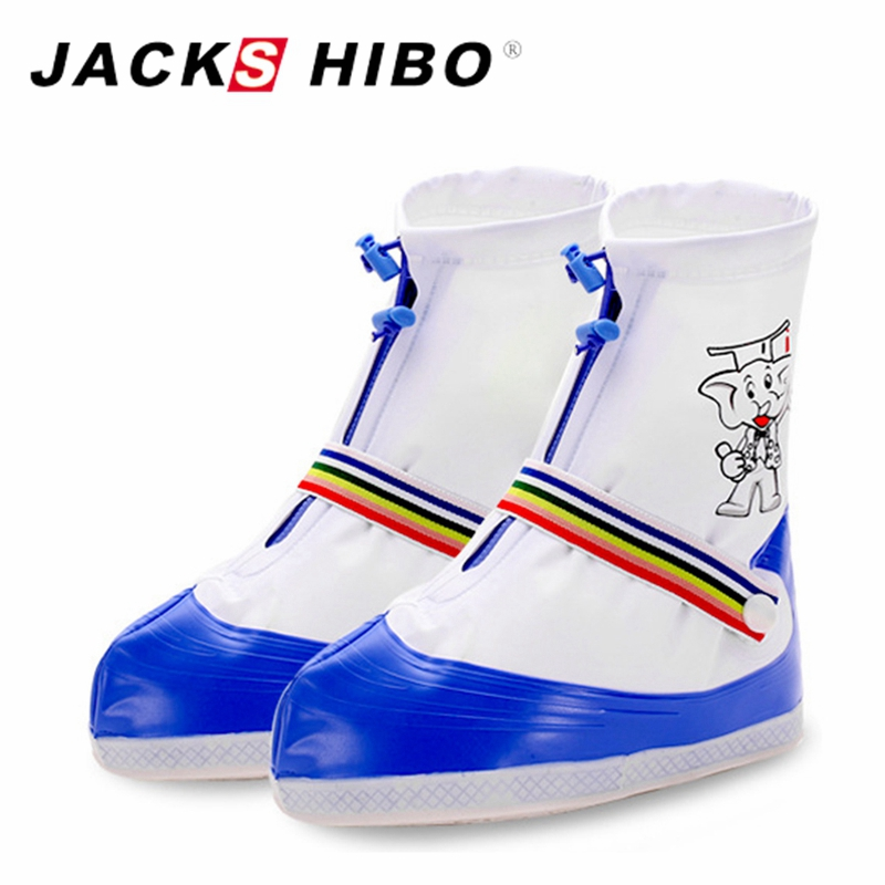 Children's Waterproof Shoe Covers Waterproof Protector Shoes Boot Cover