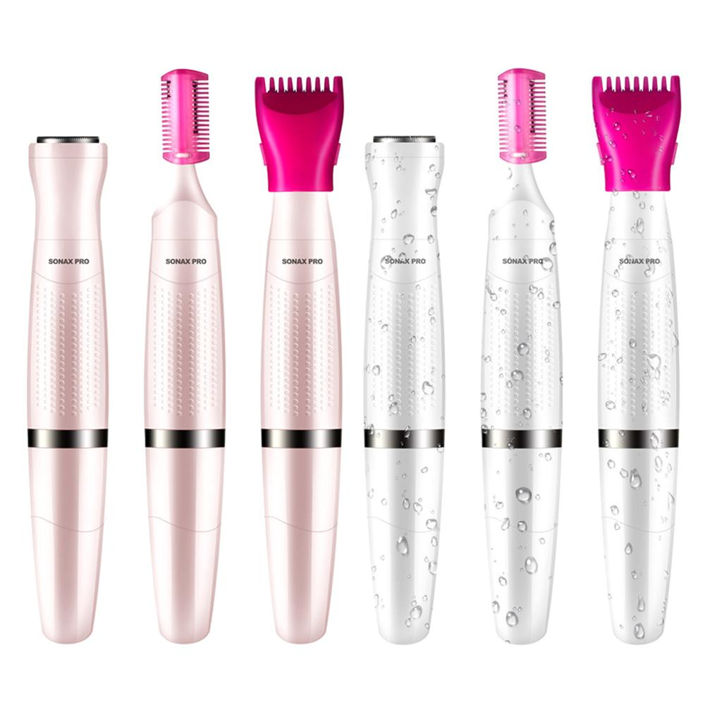 Multifunction 3In1 Waterproof Hair Removal Tool Electric Nose Trimmer Set Hair Trimmer Eyebrow Brush Shaving Machine Electric Ey
