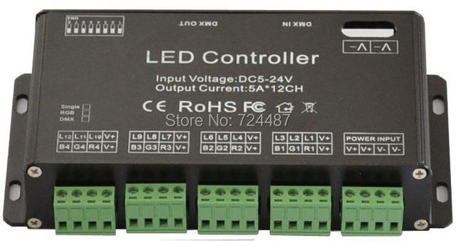 Dmx 512 12 channel dmx led controller led dimmer 12v led light dmx 512 12 channel dmx led controller led dimmer 12v led light strip dimmer aloadofball Choice Image