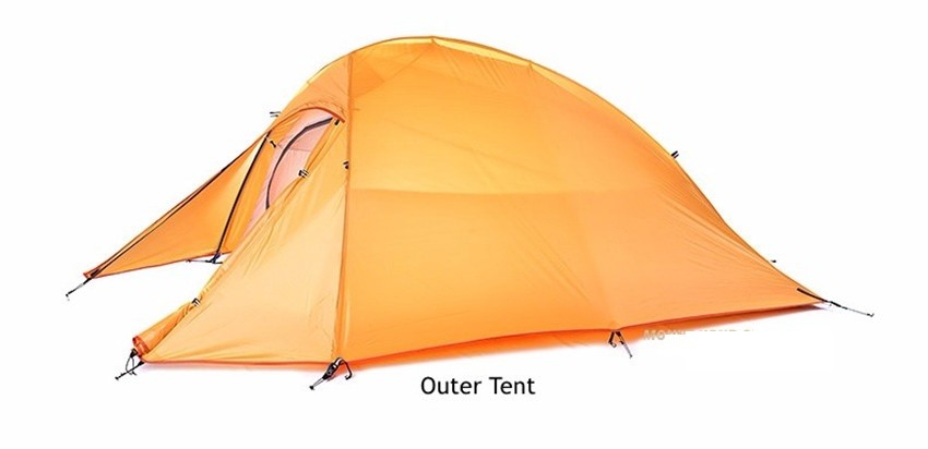 camping tent NATURE HIKE16