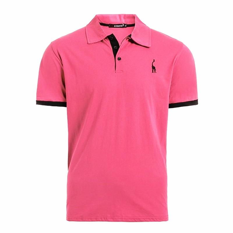 ALI shop ...  ... 33012351316 ... 4 ... Dropshipping 17 Colors Brand Quality 100% Cotton T-Shirts Men Solid Slim Fit Patchwork Embroidery T Shirt Men US S-3XL ...