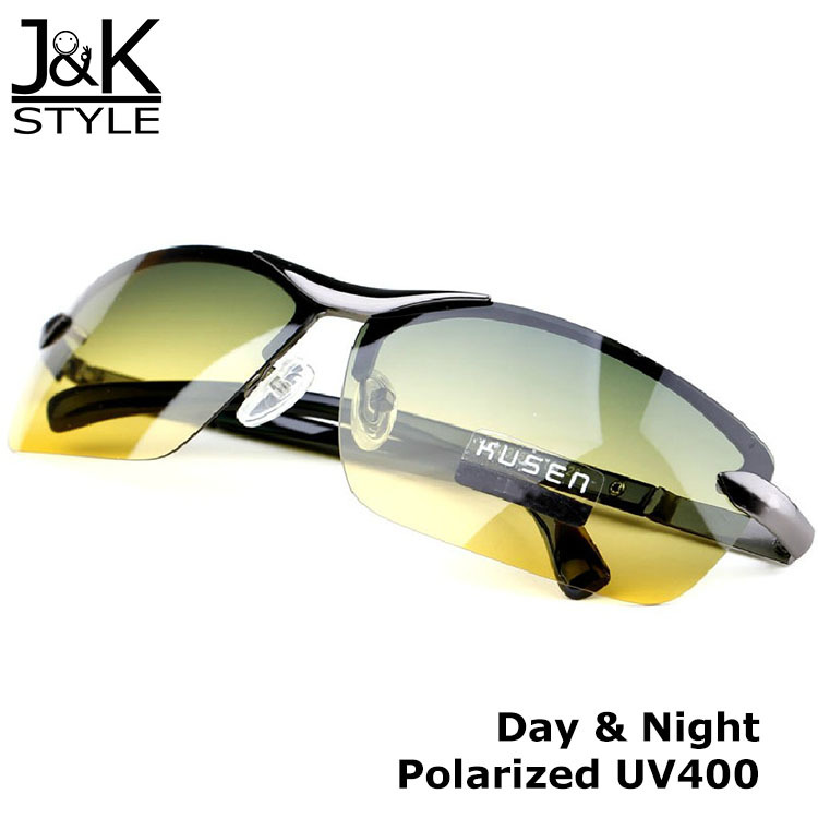 6dbcd82ac1d Day   Night Multifunction Polarized Goggles Driving Glasses Reduce Glare  Sunglasses Best Selling Big Discount