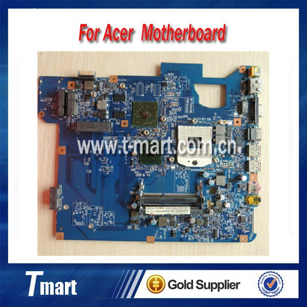ФОТО 100% working Laptop Motherboard for ACER NV59 TJ75 HM55 SJV50-CP 48.4gh01.01 System Board fully tested