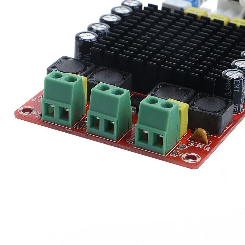 TDA7498 2x 100W Digital Power Amplifier Vorstands Klasse D Dual Audio Stereo DC 14-34V