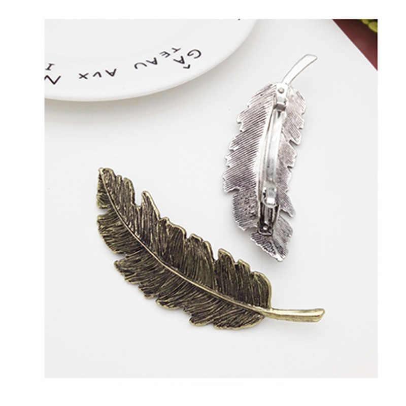 d01b671019ee ... Для женщин металлический лист Форма волос заколка для волос заколки  минимализм Геометрия шпилька Женские аксессуары для