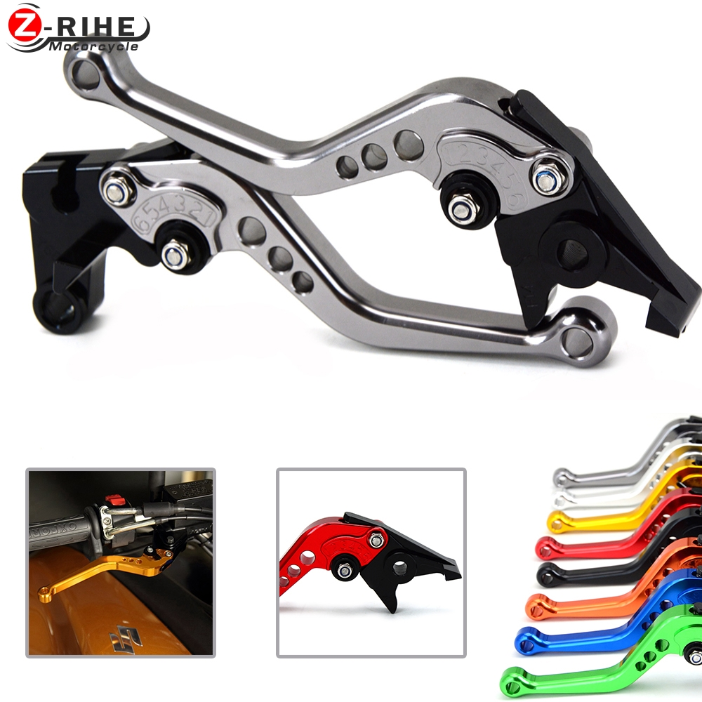 New CNC Adjustable Brake Clutch Levers for HONDA CB919/599/600 HORNET CBR 600 F2 F3 F4 F4i VTX1300 NC700 S/X CBR900RR new cnc 3d folding brake clutch levers for honda cb599 cb600 hornet cbr900rr cb919 nc700 s x