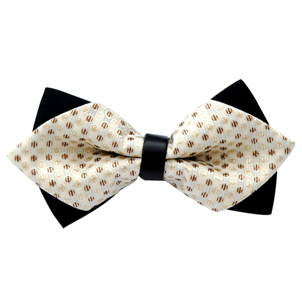 Classic Fashion Wedding Party Feast Fancy Adjustable Bowtie Necktie Bow Tie Business etiquette 2018 New Arrival
