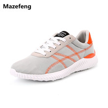 Mazefeng 2017 Sneakers Males Sneakers Breathable Summer season Working Sneakers for Males Sports activities Sneakers Male Outside Non-slip Trainers Jogging