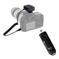 2.4 جيجا هرتز كاميرا لاسلكية مصراع الإفراج عن كانون 20d 50d 40d 1d 6d 7d 5d مارك الثاني الثالث 7D2