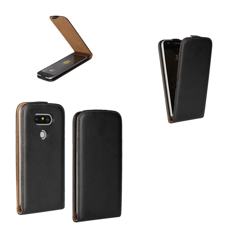 Cubierta de la caja para lg g5 teléfono móvil bolsa de accesorios fundas de cuer