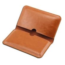 Capa de couro de telefone duplo universal mocha marrom bronze dourado marrom estilo simples retro para iphone 7 8 plus x xs max xs xr bolsa