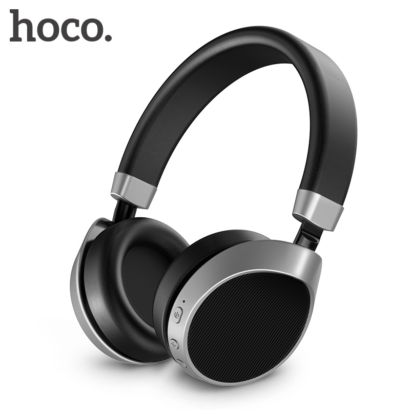 hoco Original bluetooth headphones with microphone wireless headset bluetooth Gamer Music PC for Iphone Samsung Xiaomi headphone oneaudio original on ear bluetooth headphones wireless headset with microphone for iphone samsung xiaomi headphone v4 1 page 5
