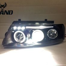 Vland Factory For Car Headlamp Pat B5 Headlight 1997 2000 Modified Led