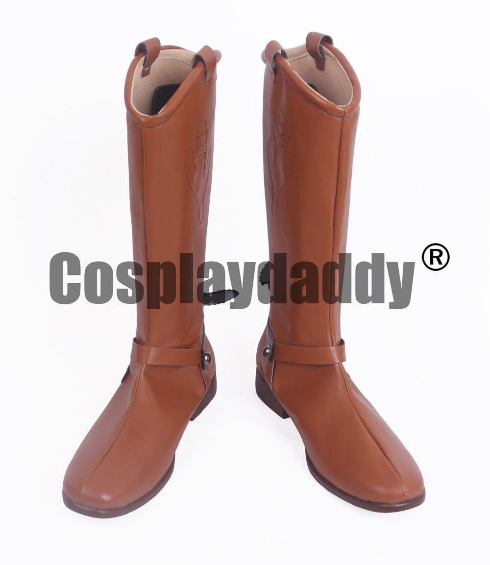 Histoire de jouets shérif Woody fierté films Cosplay chaussures bottes S008