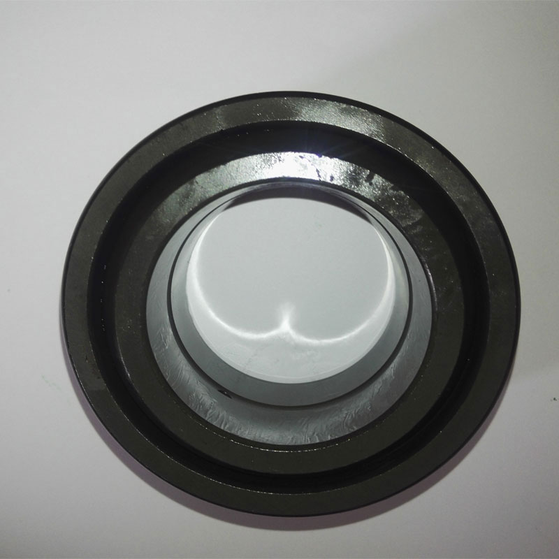 1 pieces Radial spherical plain bearing GEF65ES SB65A GE65XS/K size: 65X105X55X47MM 1 pieces radial spherical plain bearing gef50es sb50a ge50xs k size 50x80x42x36mm