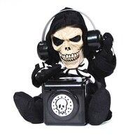 Halloween Toy Electric Skull Man Novelty Prank Toys Horror Novelty Items Funny Toys Halloween Toy Electric