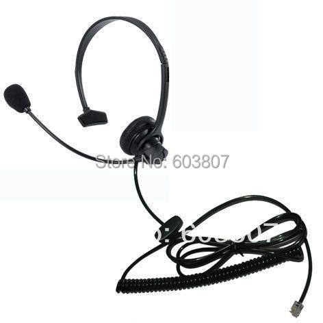 5224 5230 5235 5240 New T400 Headset Headphone For Mitel IP Series 5550 IP