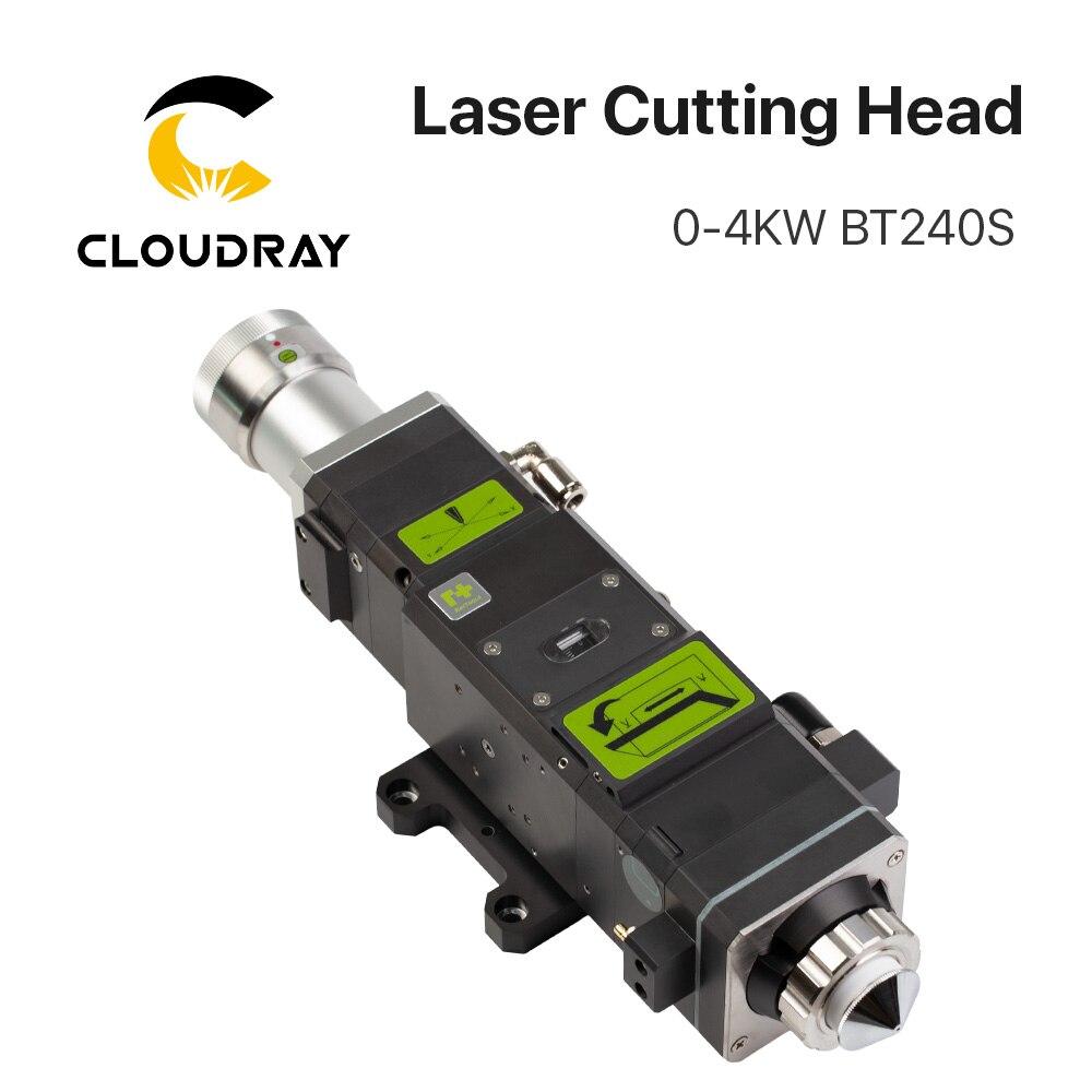 Raytools BT240S 0-4kw fiber Laser Cutting Head BT240 4000W raytools bt240 fiber laser cutting head for laser cutting machine high performance 1000w 1500w