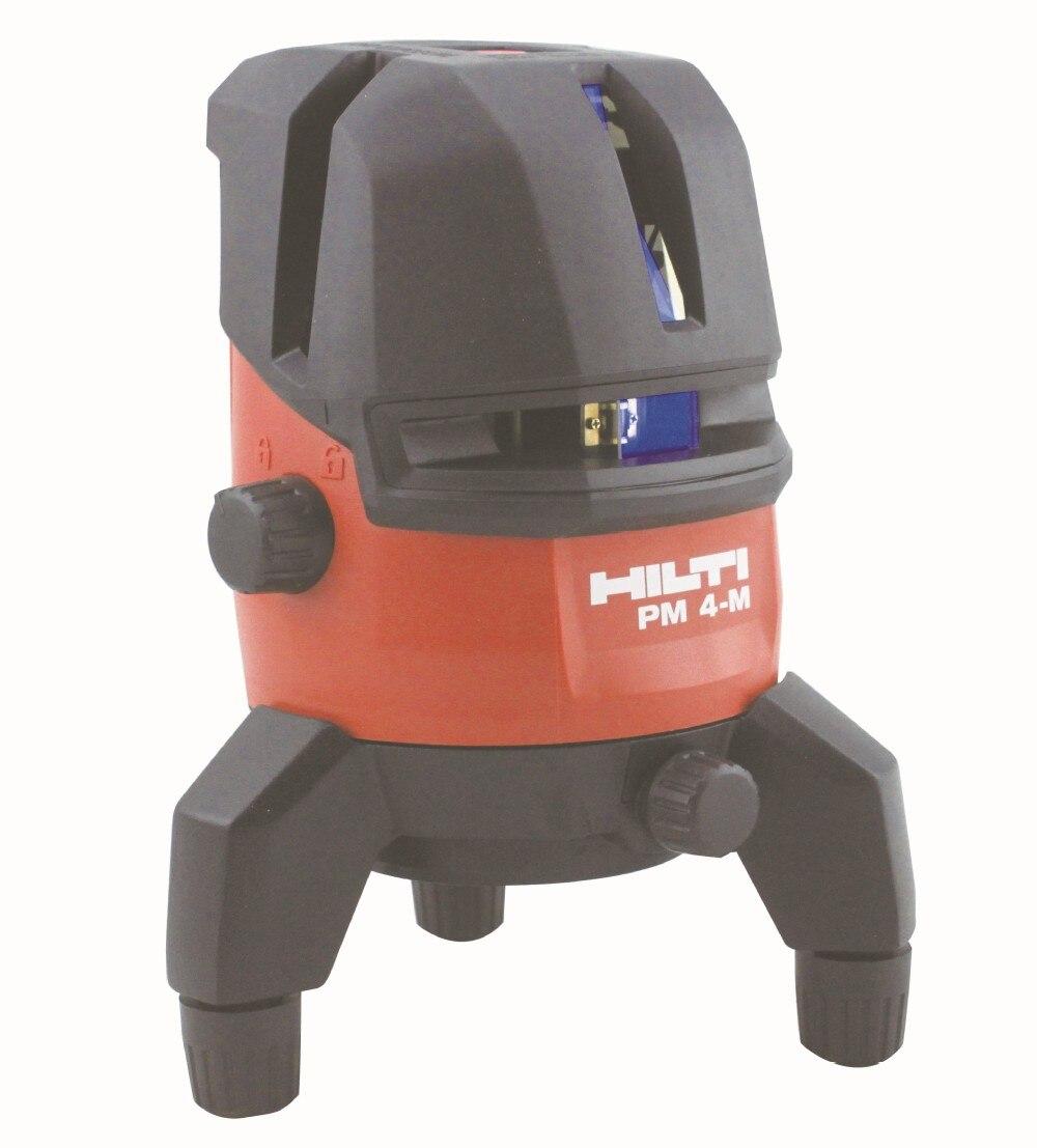 Hilti Niveau laser mesure Hilti Niveau PM4-M Laser marquage PM4-M Niveau