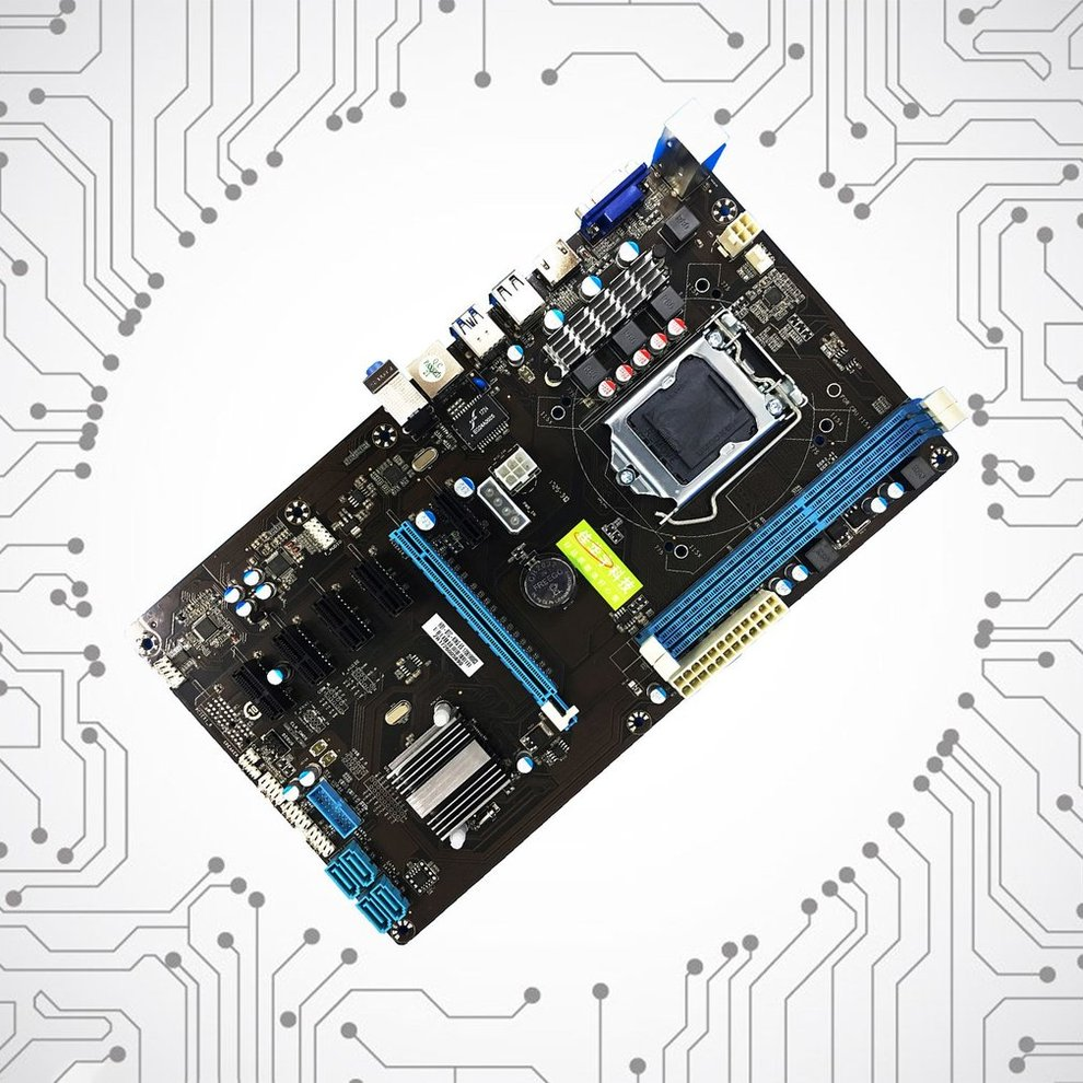 For H81 CPU Interface LGA 1150 2 DDR3 Board Support 8G Motherboard Mainboard High Performance for Computer Desktop Accessories цена 2017