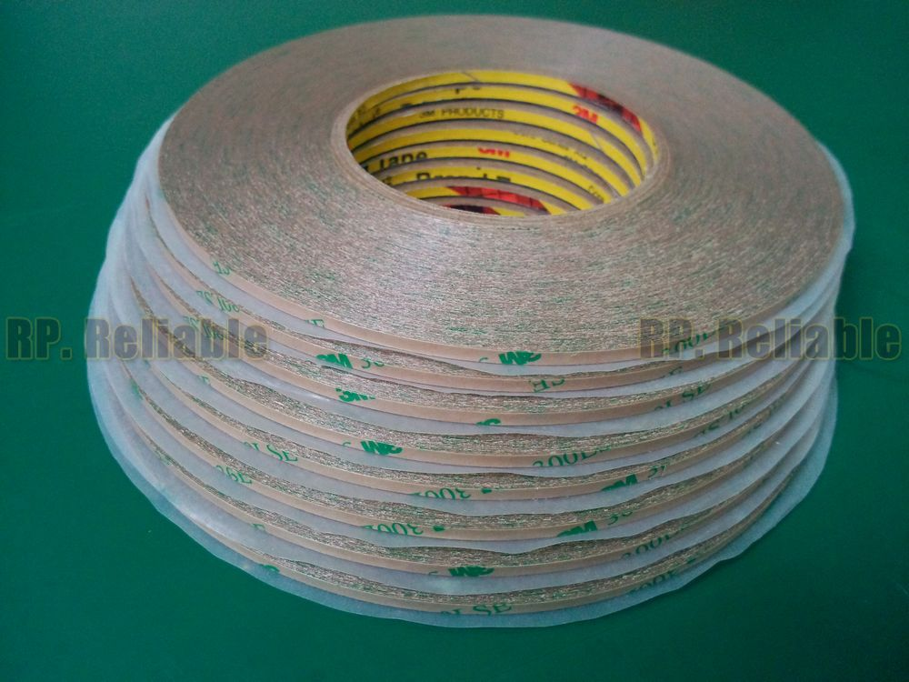 10x 3mm 3M 300LSE Strong Adhesion Tape for Smart Phone/ Tablet iphone/Pad, Samsung Touch Screen Glass LCD Digitzer Bond