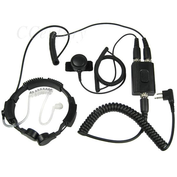1-wire Headset Earpiece For Motorola CLS1110 CLS1410 DTR410 Handheld