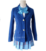 Hot Sale Girls New School Uniforms Anime Love Live Cosplay Costumes Girls Cute Peppy Style Ladies