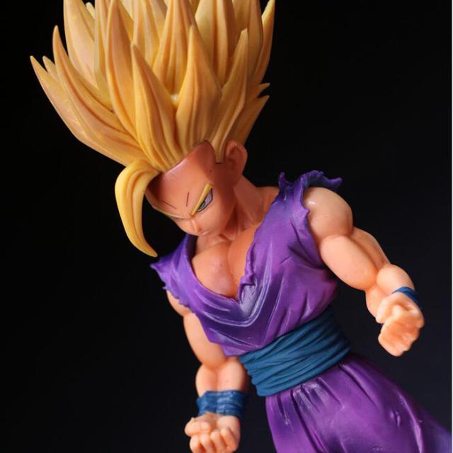 Anime Dragon Ball Z Super Saiyan Son Gohan Action Figures
