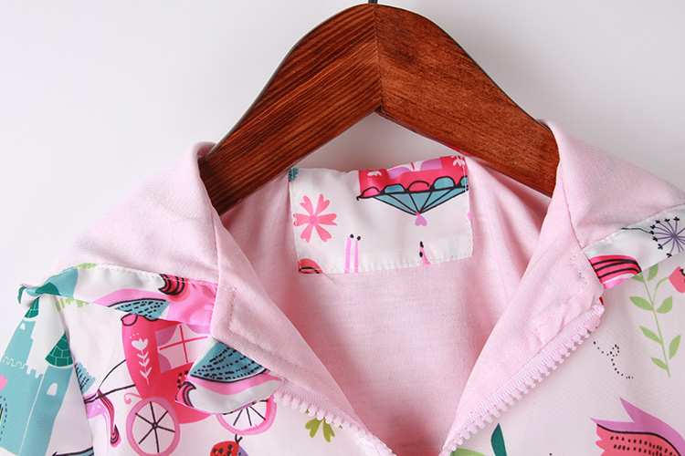 estilo flor com capuz roupas meninas