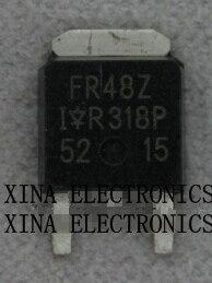 irfr48zpbf fr48z 55 v 42a irfr48z to 252 rohs original 10 pcs lote kit composicao eletronica
