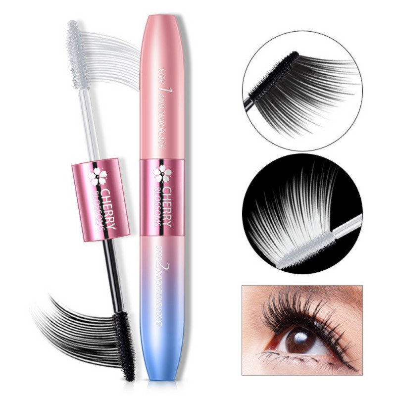Makeup Curling Thick Mascara Eyelashes Make up Waterproof ...