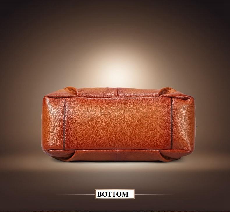 Ladies Handbags 2016 New Womens Bags And Purses Solid Women Leather Shell Bag Bags Zipper Retro Designer Handbags High Quality_039