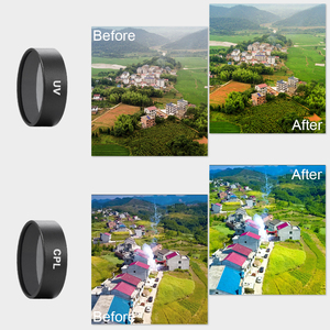 Image 3 - CAENBOO Kamera Filtreler Mavic Hava UV CPL Polarize ND 8 16 32 Nötr Yoğunluk Seti Drone Filtre DJI mavic Hava Aksesuarları