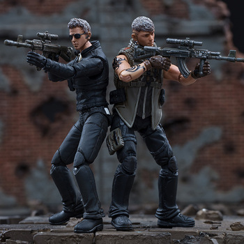 1/18 JOYTOY Action Figures CF Crossfire Defense Blade and Wolf Game Soldier Figure Anime Model Gift Free Shipping