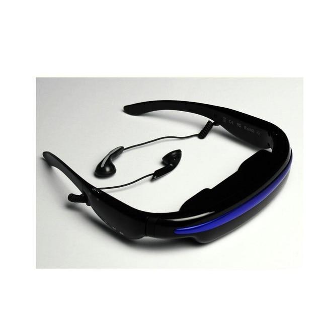 f2e432ae0b9 52-inch Virtual Screen 3D Glasses Built-in 4GB Ultra-Portable Personal  Theater Digital Glasses Headset Video Glasses