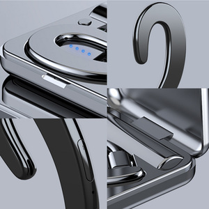 Image 4 - Bluetooth 4.1 Koptelefoon TWS Draadloze Bluetooth headset pijnloos draadloze mini ultra kleine oortelefoon opknoping oor sport call