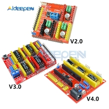 1Pcs CNC A4988 Shield Expansion Board V2.0 V3.0 V4.0 A4988 Driver Modu