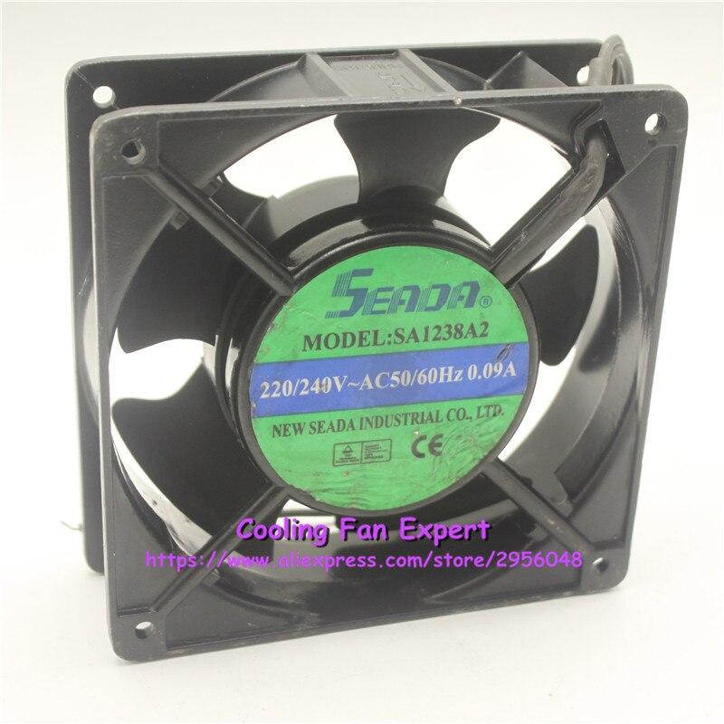 SEADA SA1238A2 12CM 12038 220//240V 0.09A laser welding fan cooling fan